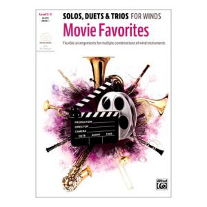 Is Alfred Music Publishing Movie Favorites Flute a good match for you?