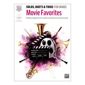Is Alfred Music Publishing Movie Favorites Trombone a good match for you?