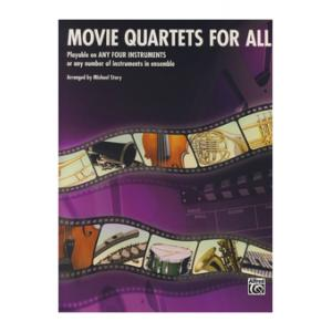 """Take the """"IS IT GOOD FOR ME"""" test for """"Alfred Music Publishing Movie Quartets for All Piano"""", read the reviews and join the community!"""