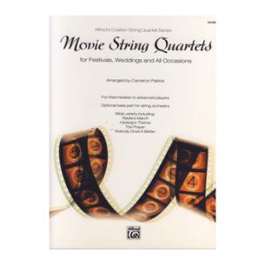 "Take the ""IS IT GOOD FOR ME"" test for ""Alfred Music Publishing Movie String Quartets Score"", read the reviews and join the community!"