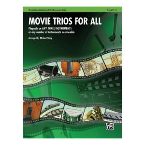 "Take the ""IS IT GOOD FOR ME"" test for ""Alfred Music Publishing Movie Trios For All Tromb."", read the reviews and join the community!"