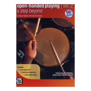 Is Alfred Music Publishing Open -Hand Playing Vol.2 the right music gear for you? Find out!