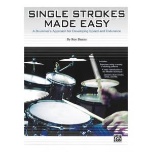 Is Alfred Music Publishing Single Strokes Made Easy a good match for you?