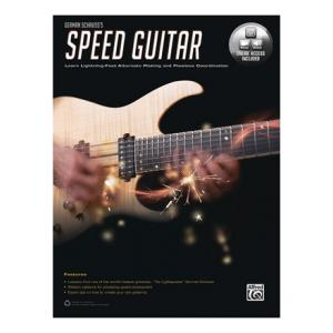 "Take the ""IS IT GOOD FOR ME"" test for ""Alfred Music Publishing Speed Guitar"", read the reviews and join the community!"