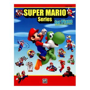 Is Alfred Music Publishing Super Mario Series For Piano a good match for you?