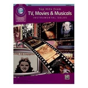 Is Alfred Music Publishing Top Hits from TV Movies Viol. the right music gear for you? Find out!