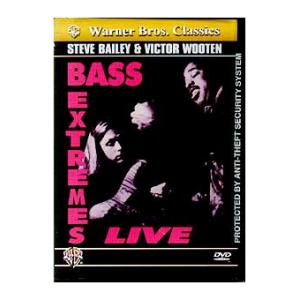 Is Alfred Publishing Bass Extremes Live (DVD) a good match for you?
