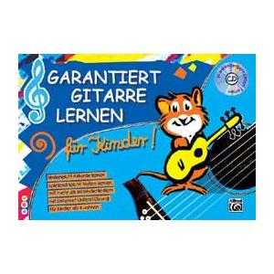 Is Alfred Publishing Gitarre Lernen Für Kinder 1 a good match for you?