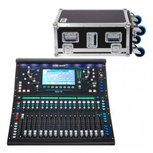 Is Allen & Heath SQ5 Case Bundle II a good match for you?