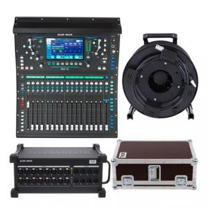 Is Allen & Heath SQ5, Case, DX168/X Bundle I a good match for you?