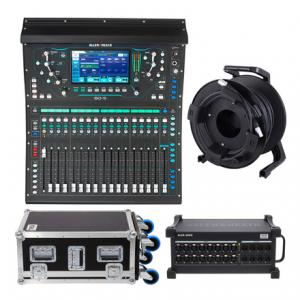 Is Allen & Heath SQ5, Case, DX168/X Bundle II a good match for you?
