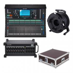 Is Allen & Heath SQ6, Case, DX168/X Bundle I a good match for you?
