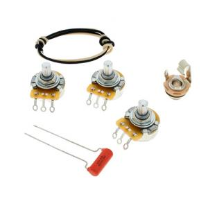 Is Allparts J-Style Bass Wiring Kit a good match for you?