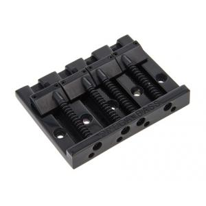 Is Allparts Omega Bass Bridge BK a good match for you?