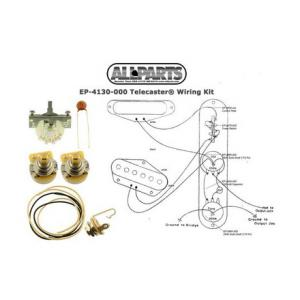 Is Allparts T-Style Wiring Kit a good match for you?
