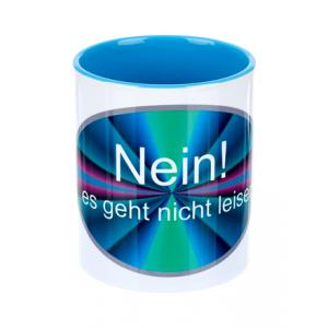Is Alois Hübl Coffee Mug Es geht nicht leise a good match for you?