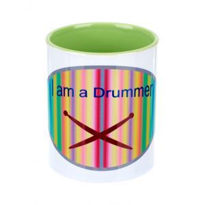 Is Alois Hübl Coffee Mug I am a Drummer a good match for you?