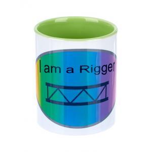 Is Alois Hübl Coffee Mug I am a Rigger a good match for you?