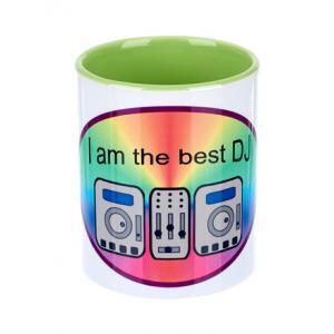 Is Alois Hübl Coffee Mug I am the Best DJ a good match for you?