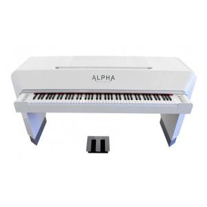 "Take the ""IS IT GOOD FOR ME"" test for ""Alpha Studio Piano white polished"", read the reviews and join the community!"