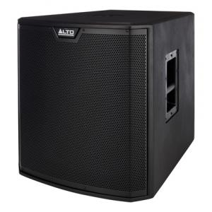 Is Alto TS 215S Subwoofer a good match for you?