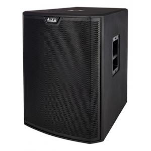 Is Alto TS 218S Subwoofer a good match for you?