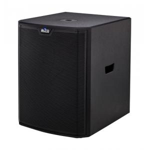 Is Alto TS 318S Subwoofer a good match for you?