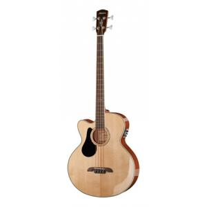 Is Alvarez AB60 LCE Acoustic Bass Left a good match for you?