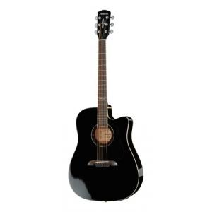 Is Alvarez AD60 CE BK Dreadnought a good match for you?
