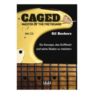 Is AMA Verlag caged Master Of The Fretboard a good match for you?