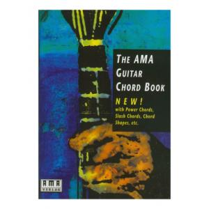 Is AMA Verlag Guitar Chord Book English a good match for you?