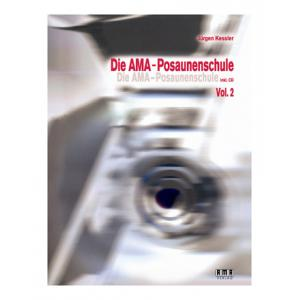 Is AMA Verlag Kessler Trombone Method 2 a good match for you?