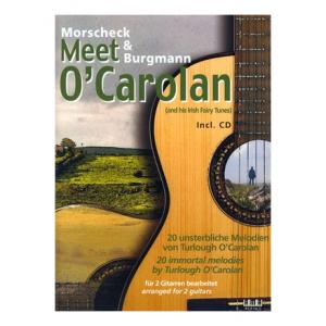 Is AMA Verlag Meet O'Carolan a good match for you?