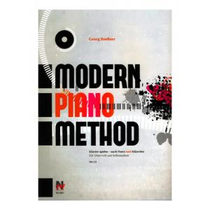 Is AMA Verlag Modern Piano Method a good match for you?