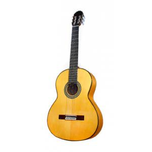 Is Amalio Burguet 2F Spruce Flamenco the right music gear for you? Find out!
