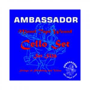 Is Ambassador Cello Monel Wound Strings a good match for you?