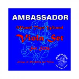 Is Ambassador Viola Monel Wound Strings a good match for you?