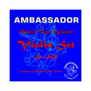 Is Ambassador Violin Monel Wound Strings a good match for you?