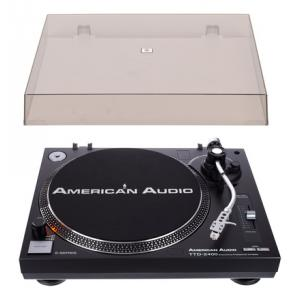Is American Audio TTD 2400 Cover Bundle a good match for you?