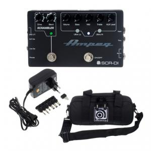 """Take the """"IS IT GOOD FOR ME"""" test for """"Ampeg SCR DI Bundle"""", read the reviews and join the community!"""