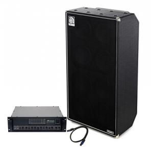 Is Ampeg SVT 4 Pro Bundle a good match for you?