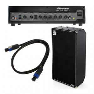 Is Ampeg SVT-7 Pro Bass Head Bundle a good match for you?