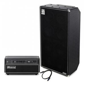 Is Ampeg SVT CL Bundle a good match for you?