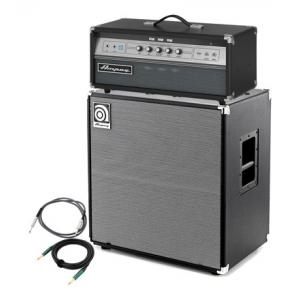 Is Ampeg V-4B Bass Head Bundle a good match for you?