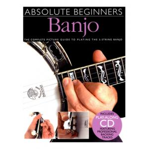 Is Amsco Publications Absolute Beginners Banjo a good match for you?