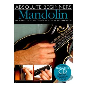 Is Amsco Publications Absolute Beginners Mandolin a good match for you?