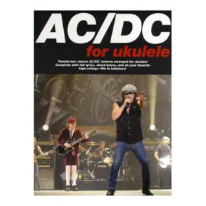 Is Amsco Publications AC/DC for Ukulele a good match for you?