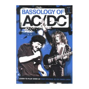 Is Amsco Publications Bassology of AC/DC a good match for you?