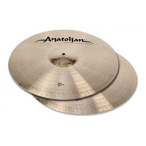 Is Anatolian 14' Hi-Hat Power Baris Series the right music gear for you? Find out!