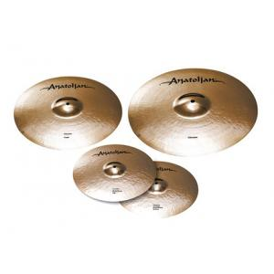 Is Anatolian Ultimate Regular Cymbal Bundle a good match for you?